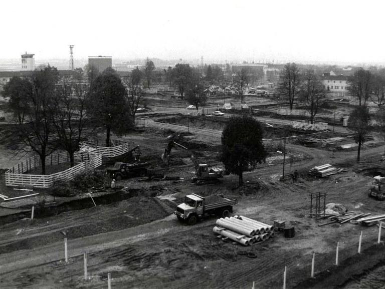 1973: Gründung der Hochschule