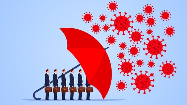 Corona & Versicherung: finanzieller Großschaden oder Marginalie?