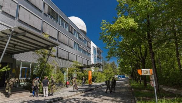 CHE Ranking: Spitzenplatz für Masterstudium an der UniBw M
