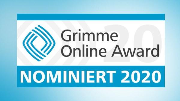 """""""Sicherheitshalber"""" für Grimme Online Award nominiert"""