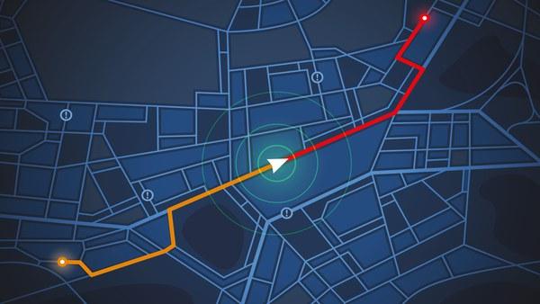 Orientieren und Navigieren