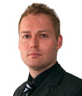 Dr. rer. nat. Florian Ott, Dipl.-Inf., Dipl.-Kfm., M. Sc.; Wissenschaftlicher Leiter des Zentrallabors für Informations- und Kommunikationstechnik