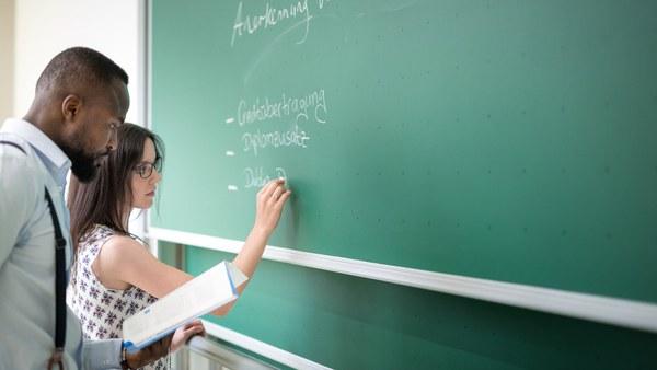 Unterricht und Lehre (STA)