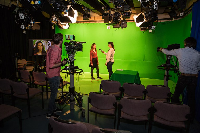 Green-screen Recording