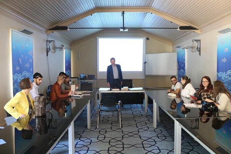 Islamic History of Science class
