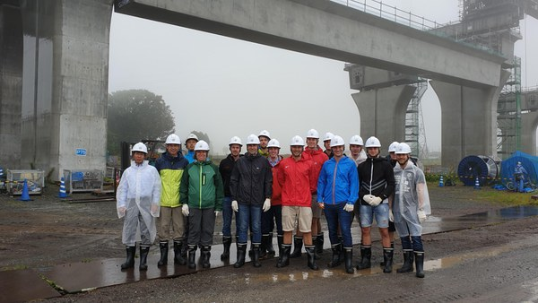 Gumisawa Bridge nahe Gotemba