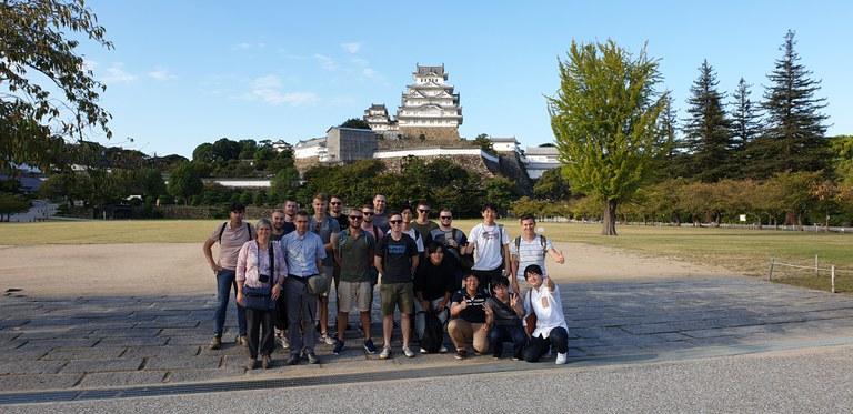 Himeji Castle - UNESCO world-heritage site