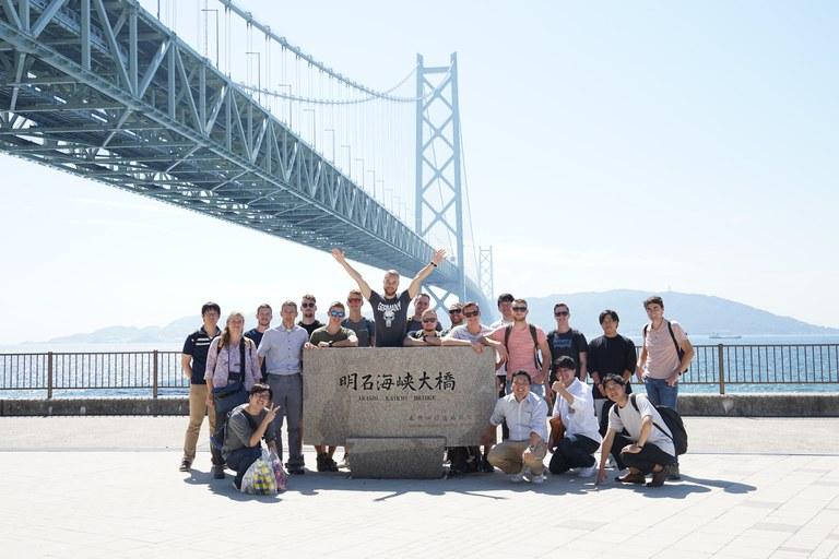 Akashi-Kaikyo Brücke