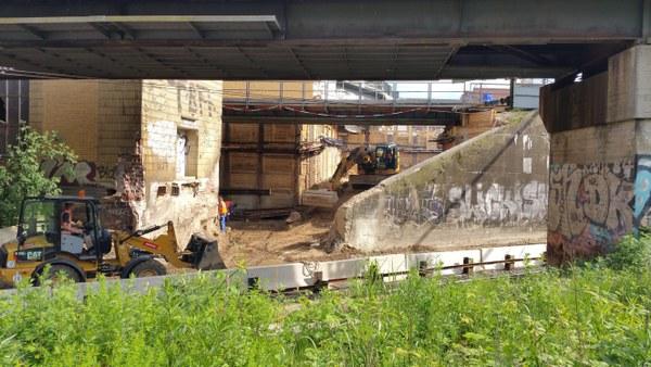 Instandhaltung baulicher Infrastruktur
