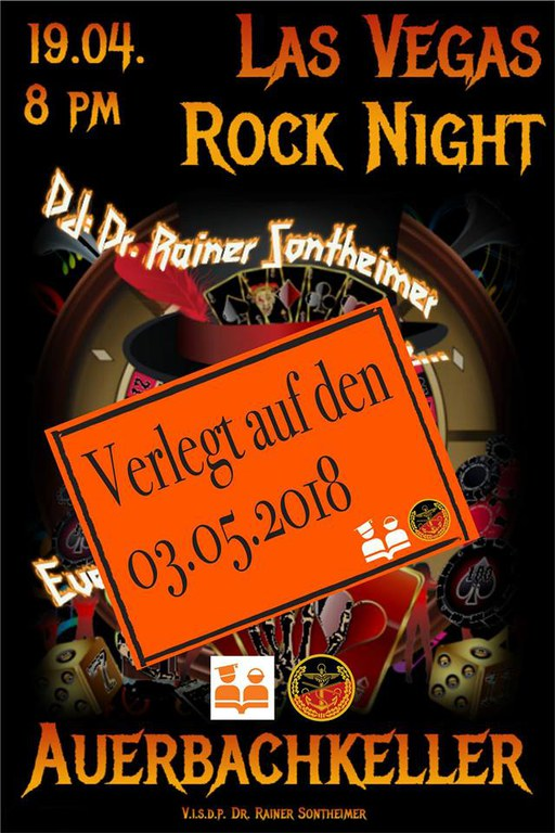 Las Vegas Rock Night