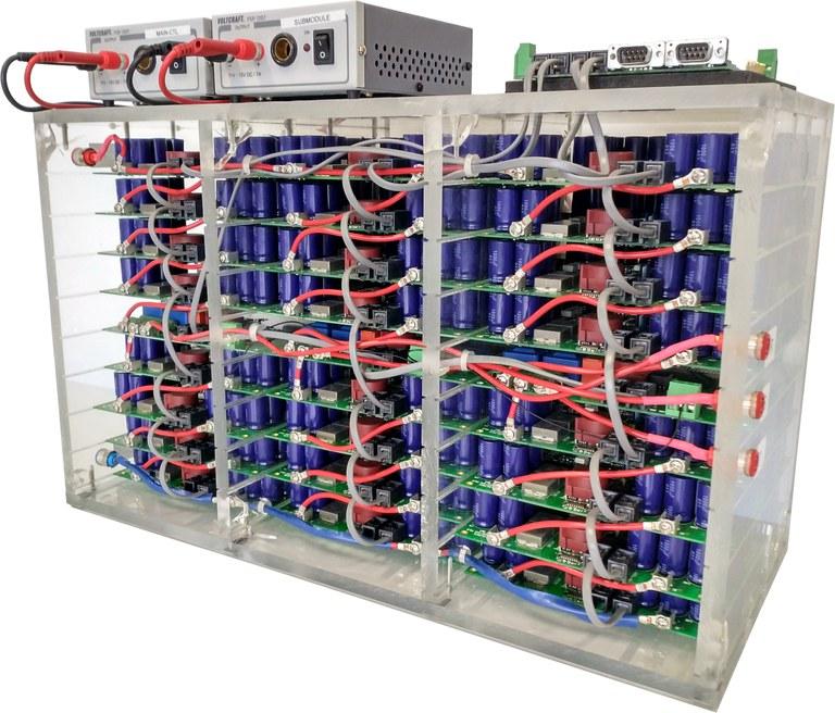 Modular Multilevel Converter (MMC I)