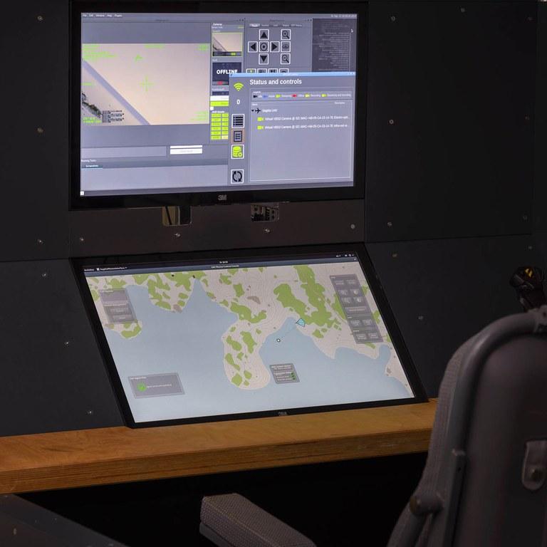 UAV Ground Control Station