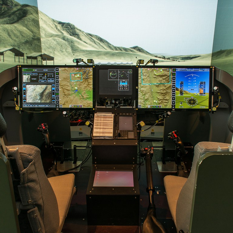 Helicopter Simulator