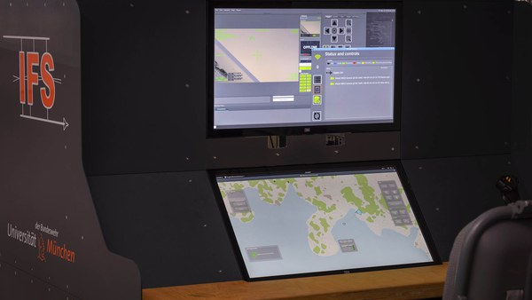 UAV-Bodenkontrollstation