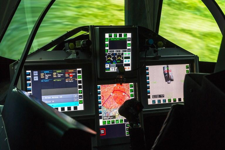Jet-Simulator
