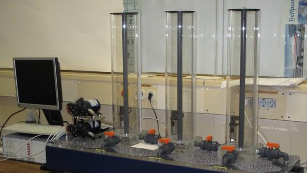 Dreitank System