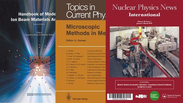 Publikationen des Instituts LRT 2