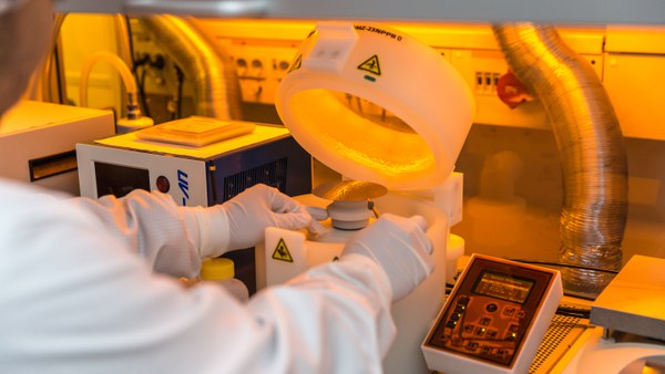 Chip Production Laboratory