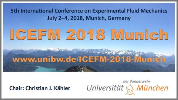 ICEFM 2018 Munich