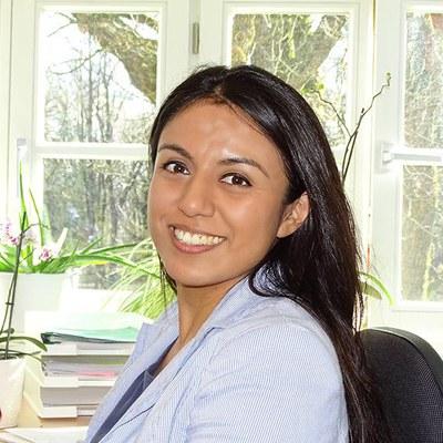 Daniela Sanchez Morales M.Sc.
