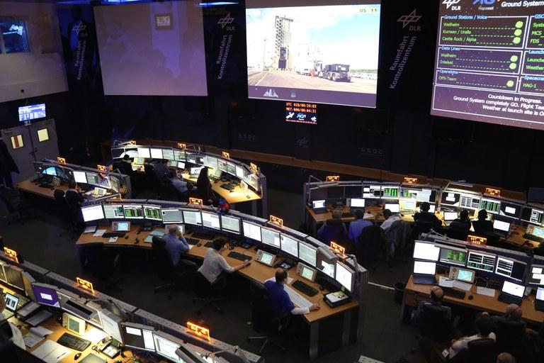 Professur für Satellitenbetrieb