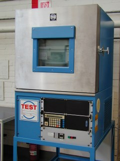 Termperaturkammer