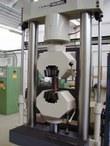 servohydr. Pruefmaschine Schenk Trebel 600 kN