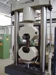 servohydr. Pruefmaschine Schenck Trebel 600 kN