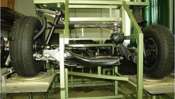 Radfahrzeugtechnik II