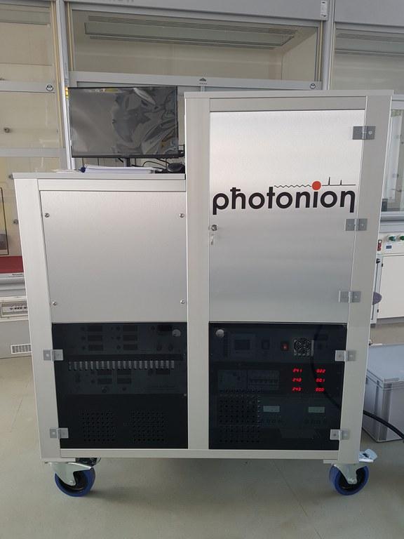 Photoionisations-Flugzeitmassenspektrometer