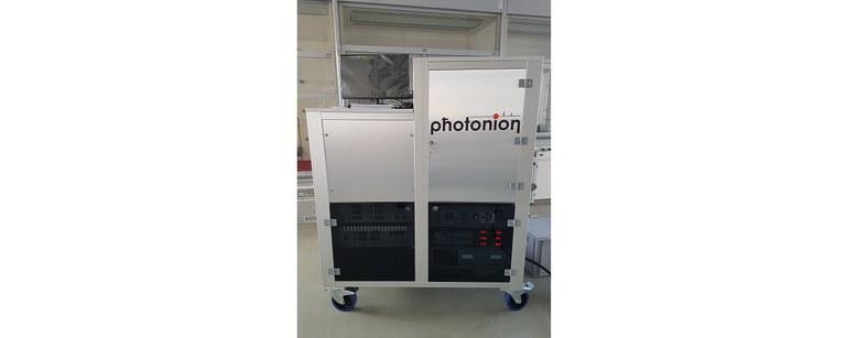 Photoionisations-Flugzeitmassenspektrometer (REMPI/SPI-TOFMS, Fa. Photonion, Bj. 2019)