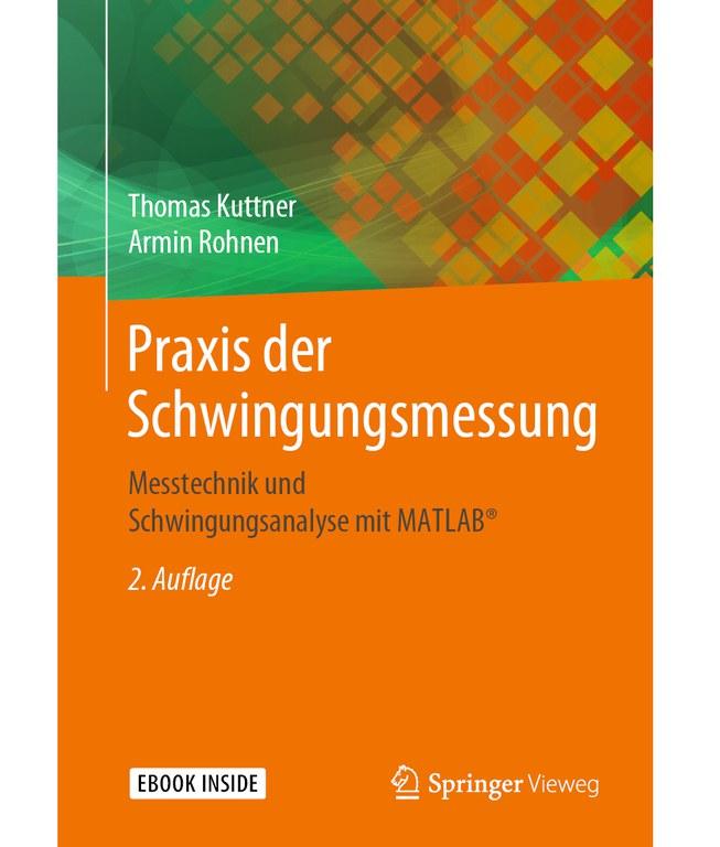 """Titelbild """"Praxis der Schwingungsmessung"""""""
