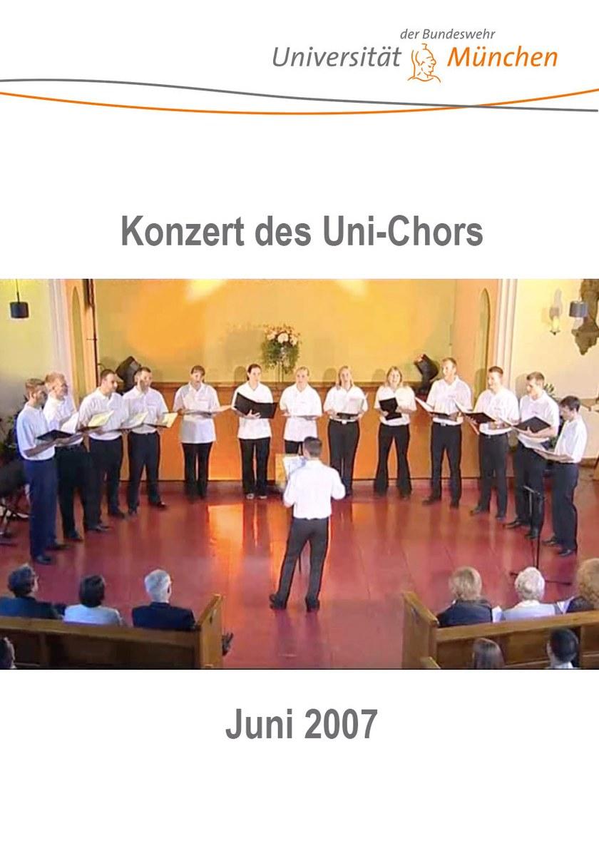 Die Kirche Groovt - Konzert des Uni-Chors