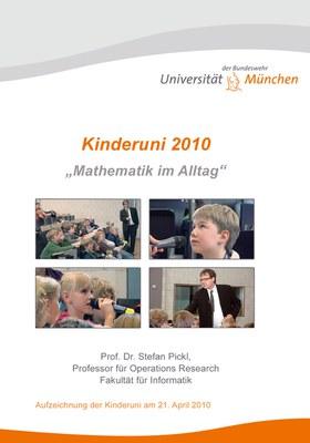 Kinderuni zum Thema Mathematik