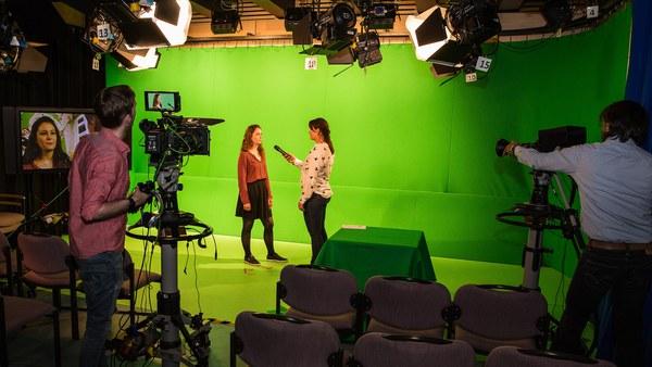 Studio und Regie