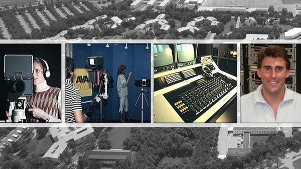 Entwicklung des Medienzentrums