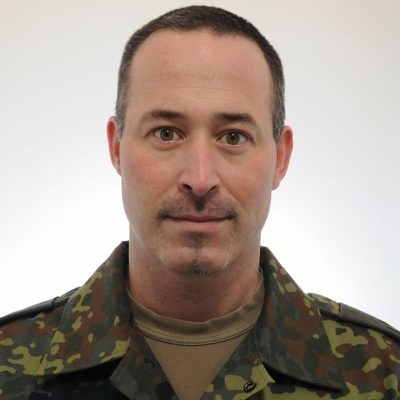 Dipl.-Kfm. Major Andreas Eisele