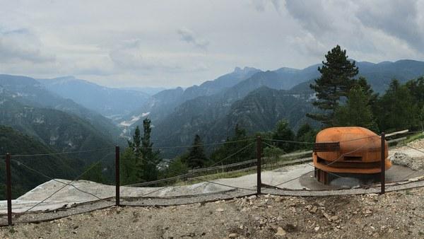 Offizierweiterbildung in Südtirol