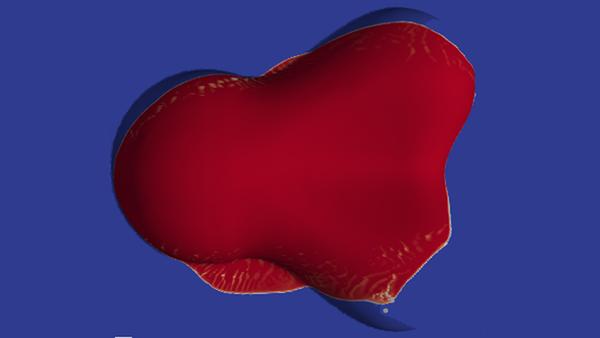 Simulation der Harzinjektion im RTM-Verfahren