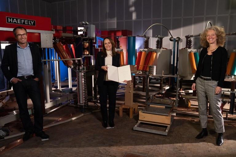 Verena Forschungspreis Blitzlabor