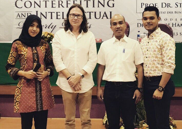 UIR Seminar Counterfeiting and Intellectual Property Rights 2017