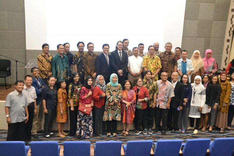 Int. Seminar zu Ethik des Wettbewerbsrechts Jakarta 2017