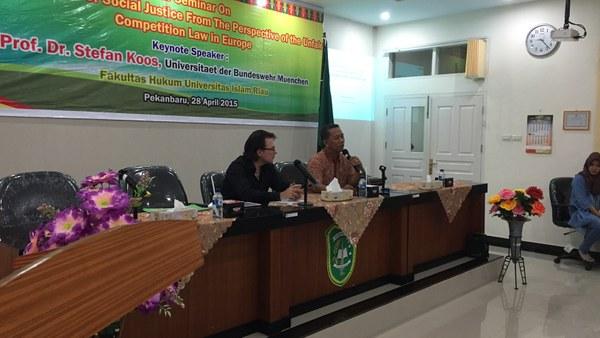 UIR Seminar Social Justice 2015 I