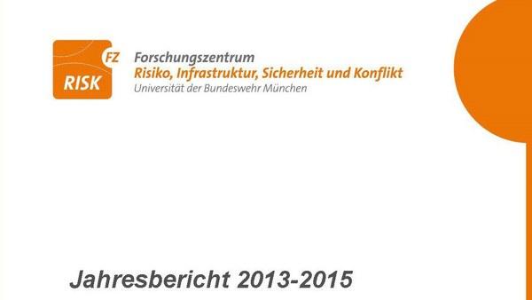 Bericht RISK 2013- 2015