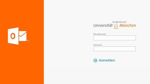 Aufruf Webmailer