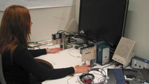 Biosignal-Aufnahme und –Auswertung: die Phase-Resetting-Analyse der Bewegungskoordination bei Dual-Task-Aufgaben