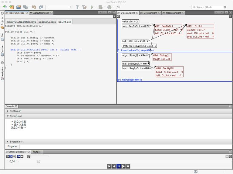 Java Debug Recorder