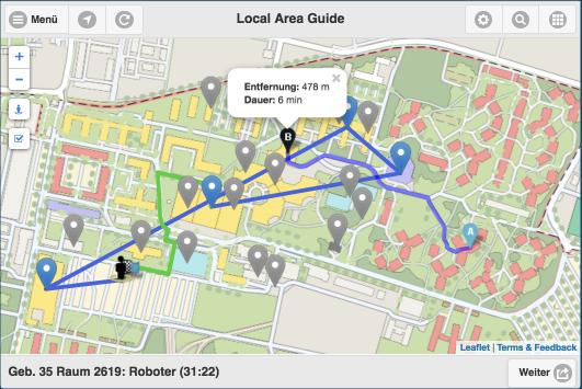 Local Area Guide