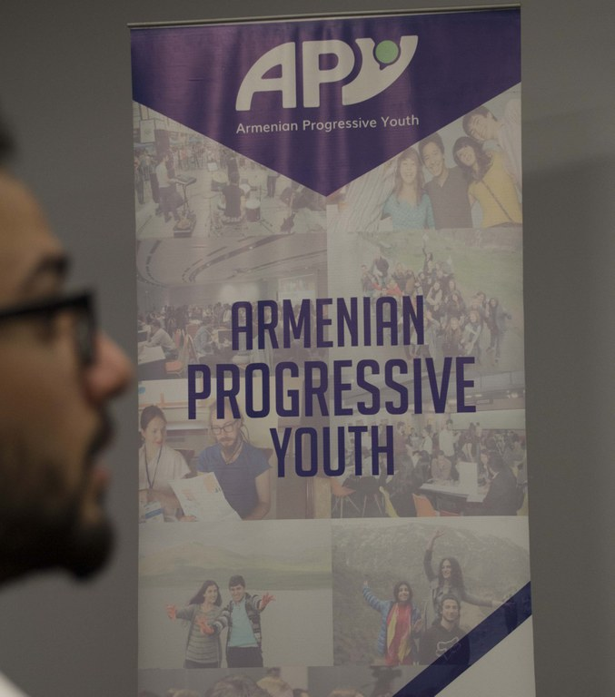 Armenian Progressive Youth (NGO)