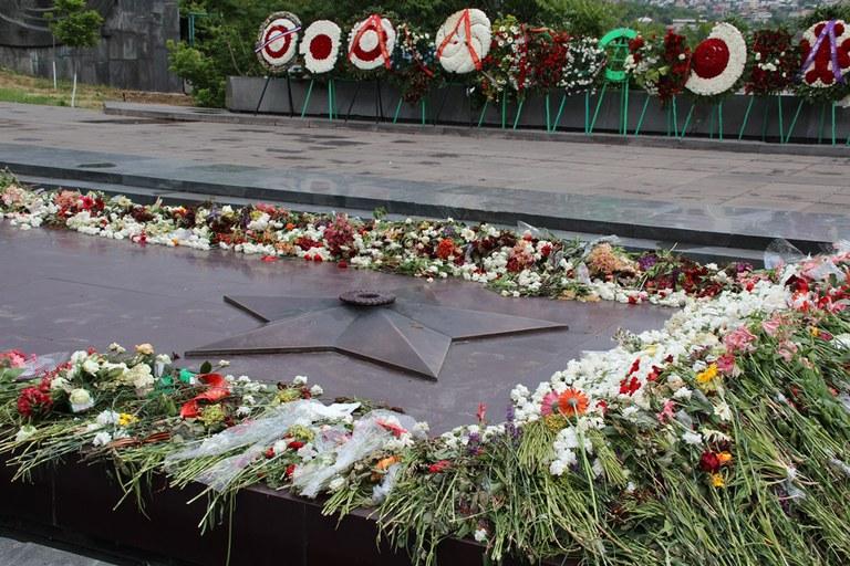 Soviet military memorial